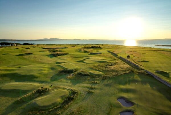 East Lothian golf courses