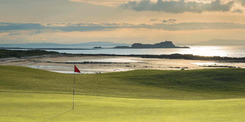 North Berwick Scotland's Golf Coast